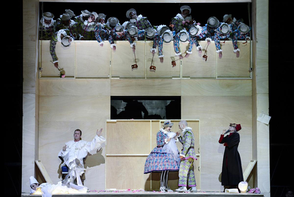 A close-up of Act 1 of Dresden Figaro